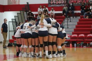 2020 Saginaw Valley Lutheran Chargers Volleyball Team Is Good.