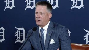 AJ Hinch Will Have A Good Competitive Team For The 2021 Detroit Tigers Baseball Team.