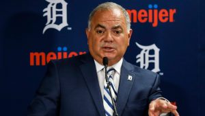 GM Al Avila Will Have To Address Some Things For The Detroit Tigers This Coming Off-Season.