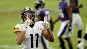 Pittsburgh Steelers Got A Road Win Against The Baltimore Ravens In A Big Rivalry Game.