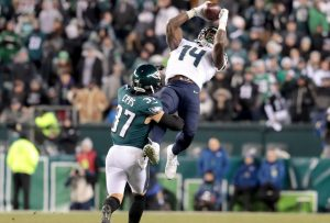 Seattle Seahawks Got A Monday Night Football Victory On The Road Against The Philadelphia Eagles.