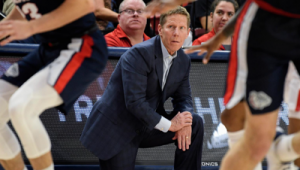 Mark Few Is One Of The 10 Best College Basketball Head Coaches In The Nation For The Gonzaga Bulldogs.