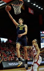 Franz Wagner Carried The Michigan Wolverines Basketball Team To A Road Victory On Christmas Day In Lincoln.
