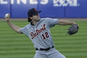 AJ Hinch Will Do Good Things With Casey Mize For The 2021-Present For The Detroit Tigers.