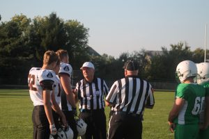 Brian Jones Is A Good Football Referee & Head Coach In His Days.