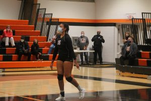 Jasa Ross Is Going To Be A Stud Volleyball Player For The Vassar Vulcans In The Next 2 Years.