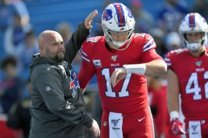 Brian Daboll Should Be The 2020 NFL Assistant Coach Of The Year Award.