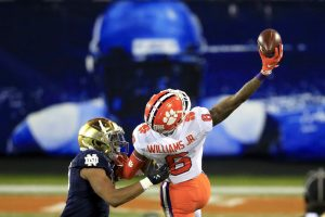 EJ Williams Will Be A Stud WR In The Next 2 To 3 Years For The Clemson Tigers Football Team.