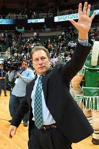 Tom Izzo Had A Good Week As Michigan State Spartans Basketball Team.