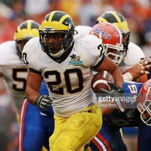 Mike Hart Is Back Home For The Michigan Wolverines Football Team As RB's Coach In 2021-Present In Ann Arbor.