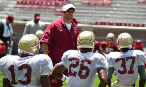 George Helow Hired As Safeties Coach For The 2021 Michigan Wolverines Football Team.