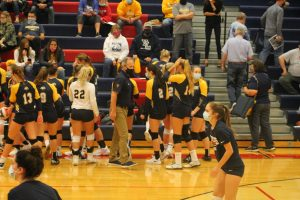 Saginaw Valley Lutheran Chargers Volleyball Team Is Going To Be A Elite Team In Division 3 In The Next 3 Years.