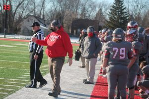 Dave Compau Is One Of The Best DC's In The State Of Michigan For The Frankenmuth Eagles Football Team & Program.