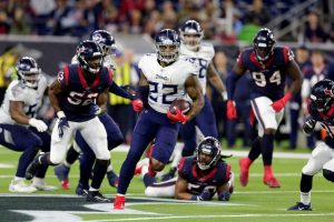 Derrick Henry Became The 8th Player In NFL History To Rush For Over 2000 Yards In The 2020 NFL Season.