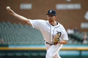 Spencer Turnbull Is Looking Forward To Pitching For The 2021 Detroit Tigers Baseball Team For 1st Year Manager AJ Hinch At Comerica Park In Detroit.