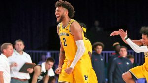 Isaiah Livers Has A Good Leader For The Michigan Wolverines Basketball Team In The 2020-21 Season.