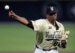 Komar Rocker Is Going To Have A Solid Season For The 2021 Vanderbilt Commodores Baseball Team.