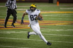Erick All Will Be A Breakout Player For The 2021 Michigan Wolverines Football Team At Tight End.