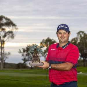 Patrick Reed Won The 2021 Farmers Insurance Open At Torrey Pines In San Diego.