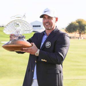 Brooks Koepka Won The 2021 Waste Management Phoenix Open On Super Bowl Sunday In Scottsdale, AZ.