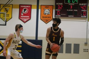 Damarquss Palmreuter Is The Best Boys Basketball Player In The GTCW Division In 2021.