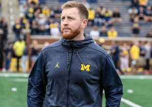 Jay Harbaugh Is Switching Back To Be The Tight Ends Coach & Special Teams Coordinator For The 2021 Michigan Wolverines Football Team.