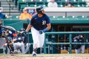 Willi Castro Is Going To Have A Good 2021 Campaign For The Detroit Tigers Baseball Team.