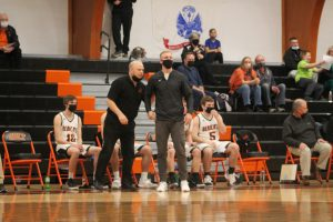 Branden Sorenson Done A Remarkable Job As Head Coach For The Ubly Bearcats Boys Basketball Team & Program In His 2nd Year At The Helm.