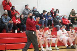 Jeremy Abrego Has Done A Good Job As Head Coach For The Peck Pirates Boys Basketball Team & Program.