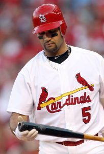 5 More Days Albert Pujols Will Watch The MLB Opener On April 1st, 2021.