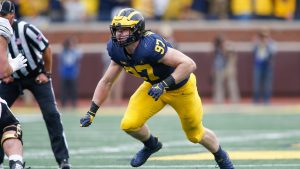 Aidan Hutchinson Likes The New Defensive Coaches For The 2021 Michigan Wolverines Football Team.
