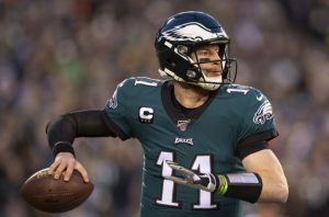 Carson Wentz Will Make A Nice Impact QB For The 2021 Indianapolis Colts Football Team On Offense.