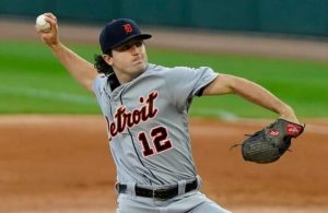 Casey Mize & Zack Short Guide The Detroit Tigers To A Game 1 Victory At Comerica Park In Detroit.