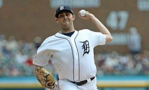 Matthew Boyd Had A Nice Outing On Sunday Against The Toronto Blue Jays At Comerica Park In Detroit.