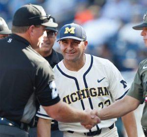 Erik Bakich Has Done A Fantastic Job As Michigan Wolverines Baseball Team As Head Coach In Ann Arbor.