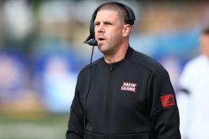 Billy Napier Is Doing A Good Job As Head Coach For The Louisiana Rajun Cajun Football Team & Program.
