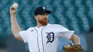 Spencer Turnbull Was Solid In His Debut For The 2021 Detroit Tigers Baseball Team On Wednesday Night.