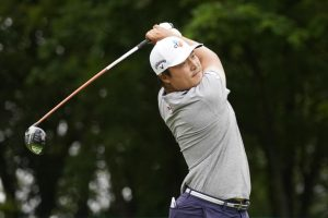 K.H. Lee 1st Career PGA Tour Victory At The 2021 AT&T Byron Nelson Tournament In Dallas, Texas……