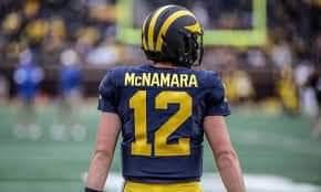 Cade McNamara Have A Good 2021 Campaign At QB For The Michigan Wolverines Football Team.