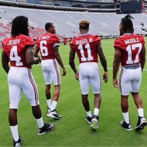 2017 Alabama Crimson Tide Football Recruiting Class Was Special Indeed.
