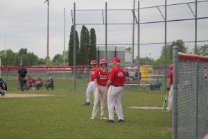 Chris Babcock Does A Good Job With The Peck Pirates Baseball Team & Program.