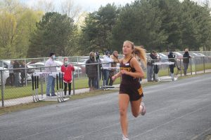 Allison Galsterer Is A Good Cross Country & Track & Field Runner For The Reese Rockets In The Class Of 2022.