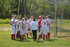 Millington Cardinals Softball Team Can They Make A Run In The Division 3 State Tournament Once Again In 2021.