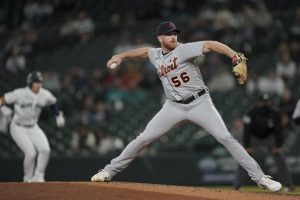 Spencer Turnbull Throws A No Hitter For The Detroit Tigers Baseball Team.