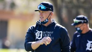 AJ Hinch Has Done A Good Job With The Rebuilding Department For The 2021 Detroit Tigers Baseball Team.