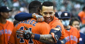 Carlos Correa Will Be A Free Agent After The 2021 MLB Season Is Over.