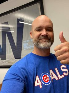 David Ross Has Done A Good Job As Manager For The 2021 Chicago Cubs Baseball Team.