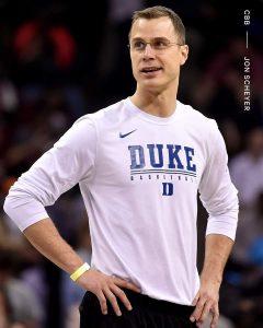 Jon Scheyer Is Taking Over As Duke Blue Devils Basketball Head Coach In April Of 2022.