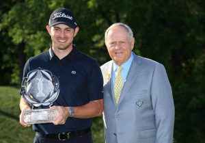 Patrick Cantlay Won The 2021 Memorial Tournament At Muirfield Village Golf Course In Dublin, Ohio.