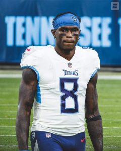 Julio Jones Will Help Out The Tennessee Titans WR Core & Offense In 2021 In Nashville.